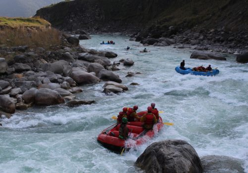 Kaligandaki River Rafting Nepal, Best things to do in Nepal.