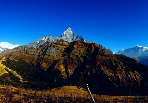 Machhapuchre Model Trek