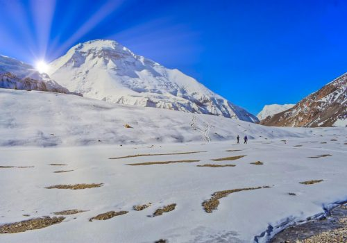 annapurna north base camp trek
